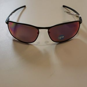 NWT Oakley Conductor 8 polarized Red iridume